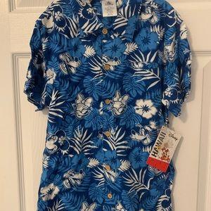 Boys Disney Hawaiian Shirt